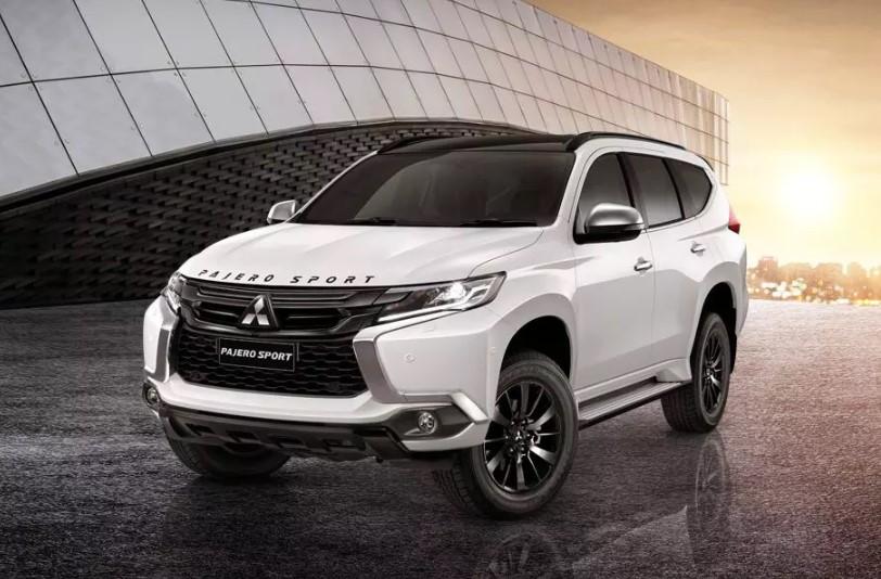 У Mitsubishi Pajero Sport появился «элитный» вариант 1