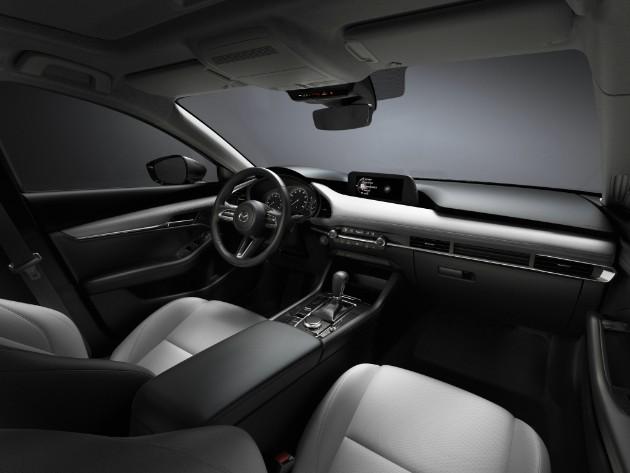 Mazda представила полностью обновленную Mazda3 3