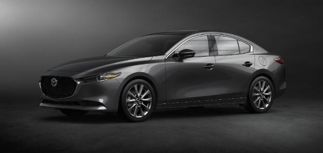Mazda представила полностью обновленную Mazda3 1