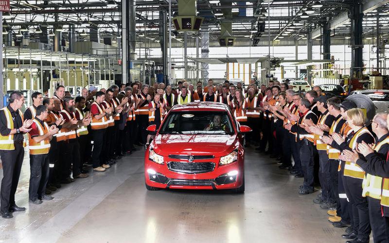 General Motors закрывает заводы в США 1