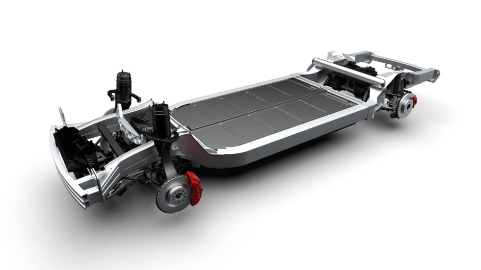 Американцы построили электрический пикап с запасом хода как у Tesla 3