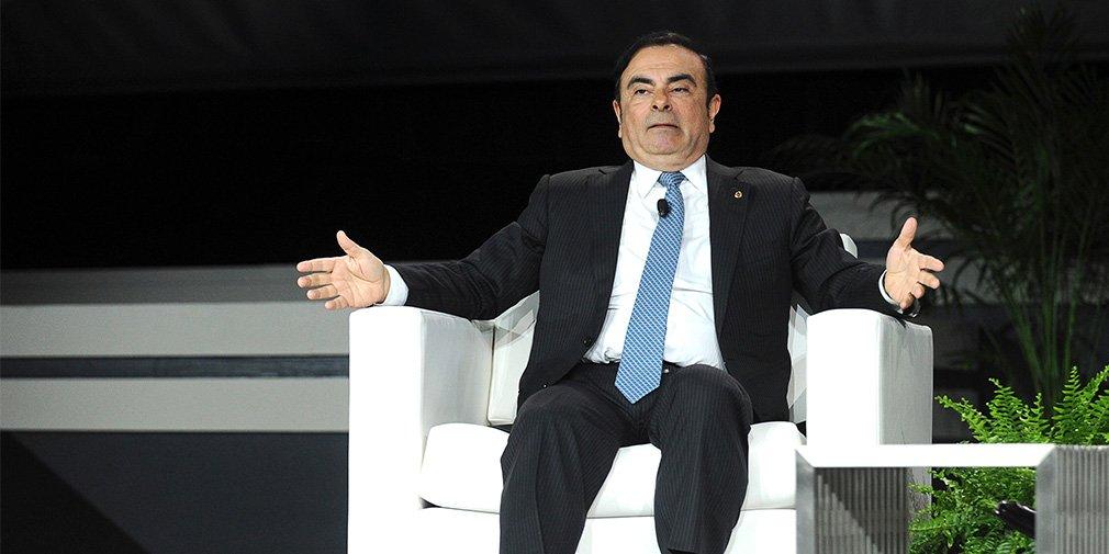 Карлоса Гона уволили с поста председателя совета директоров Mitsubishi 1