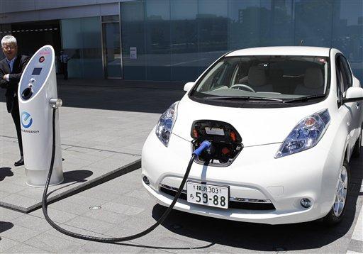 Верховная Рада отменила ПДВ на электромобили на 4 года 1