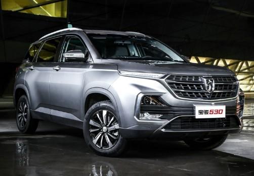 У близнеца новой Chevrolet Captiva будет больше отличий от китайского донора 1