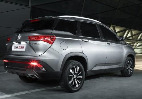 У близнеца новой Chevrolet Captiva будет больше отличий от китайского донора 2