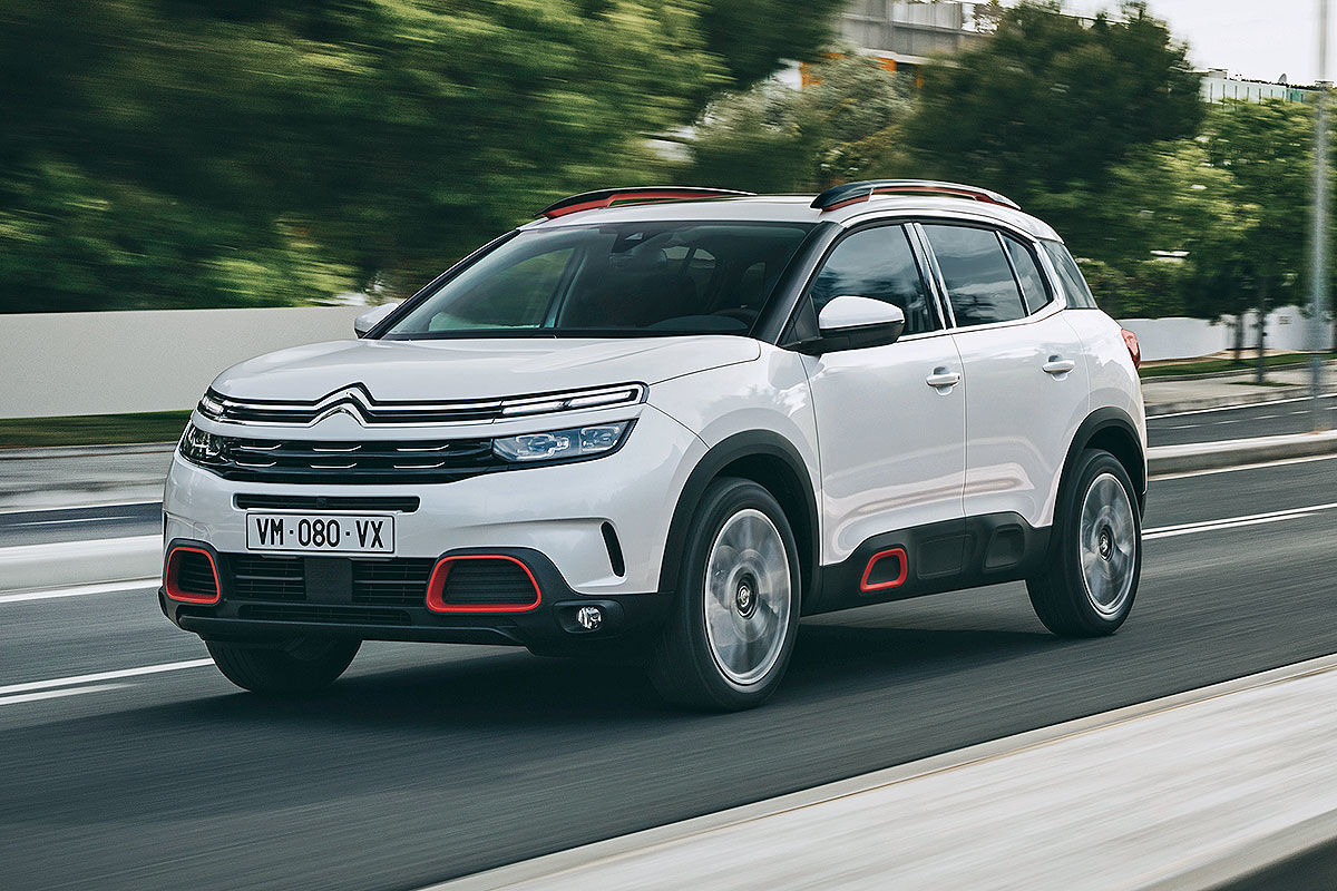 «Спокойствие и комфорт»: тест-драйв Citroën C5 Aircross 5