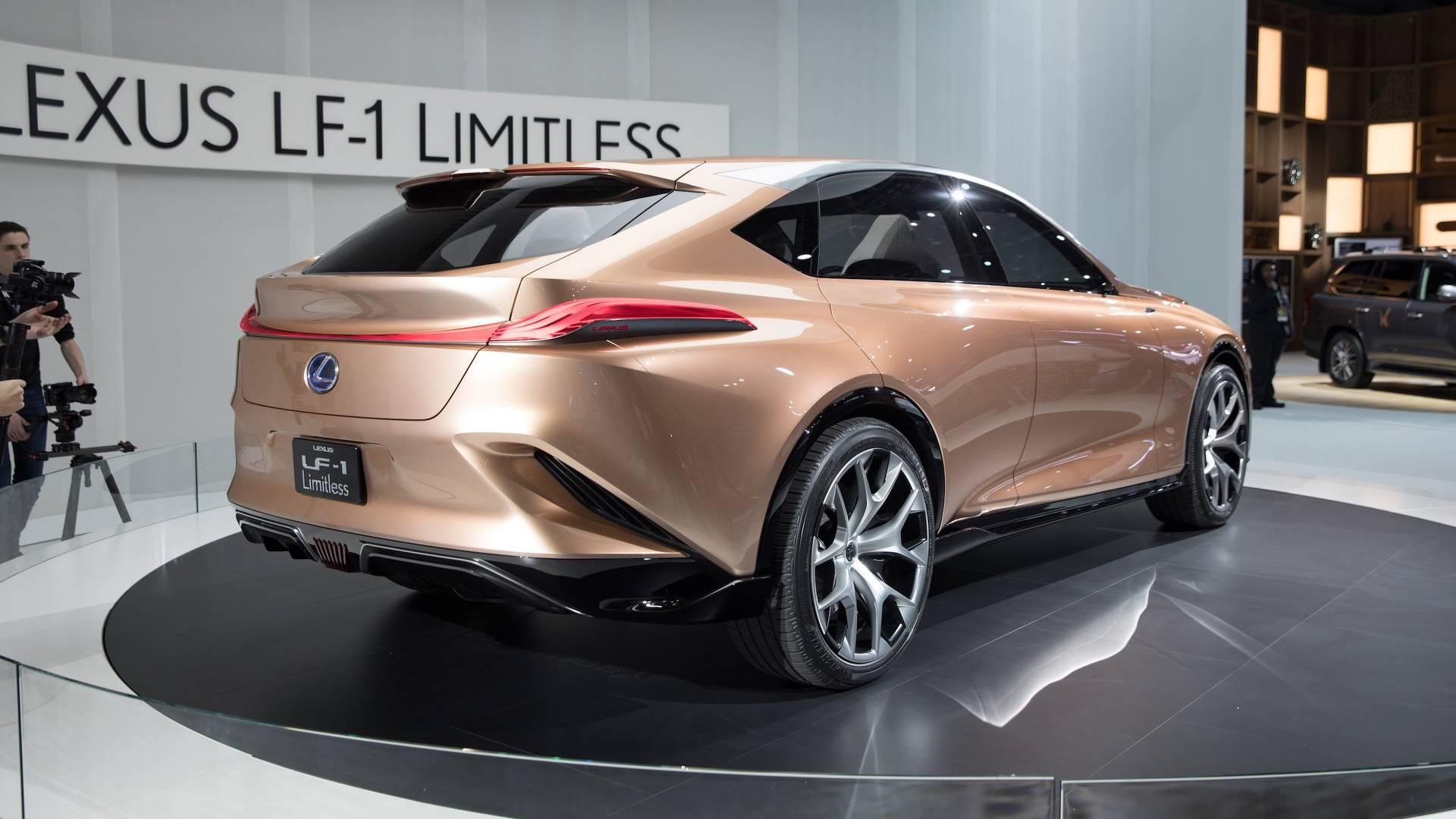 Lexus готовит конкурента Lamborghini Urus 4