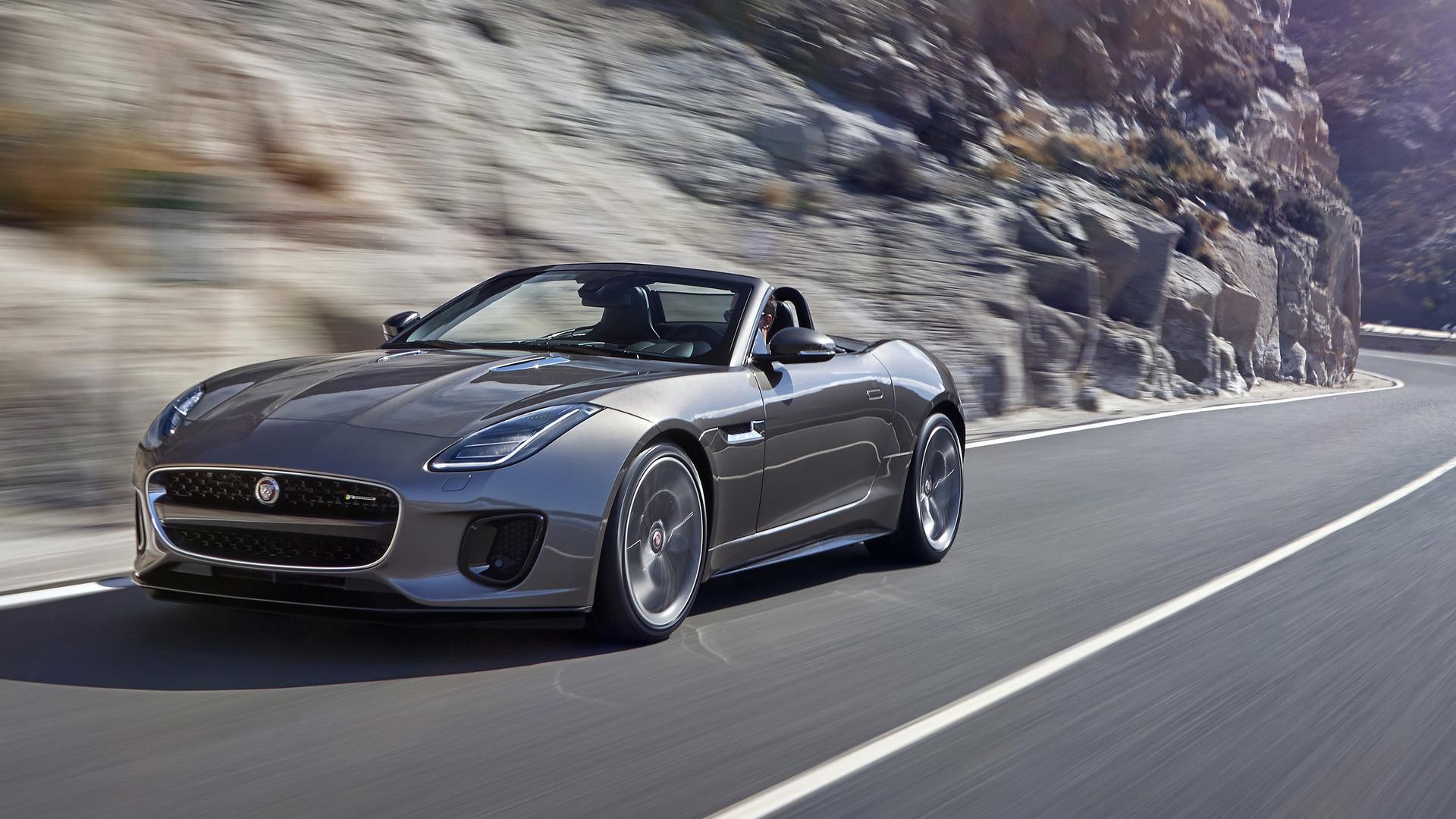 Новый Jaguar F-Type может стать электромобилем 2