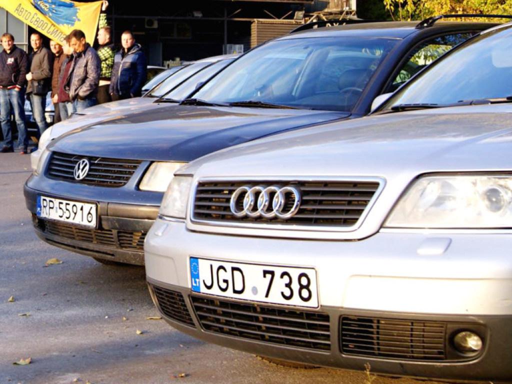 Легализация «евроблях» принесет в бюджет Украины 1 млрд гривен 1