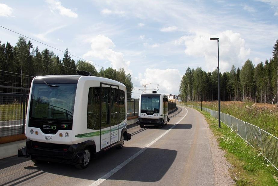 В аэропорту «Борисполь» хотят запустить электробус 1