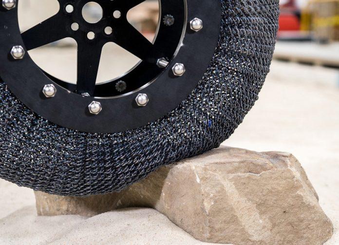Ученые изобрели «вечные» автомобильные шины 1