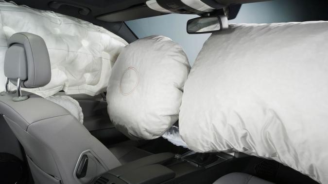 С известными подушками безопасности снова возникли проблемы 1
