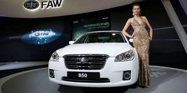 FAW отзовет в КНР 280 000 автомобилей 1