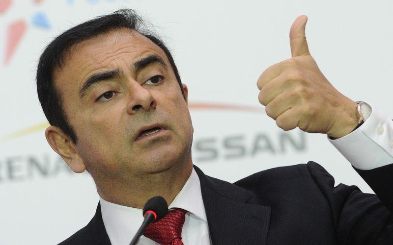 Nissan уволил Карлоса Гона после его ареста 1