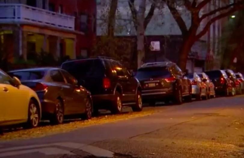 Владелец 38 машин занял все парковки в одном из кварталов Чикаго 1