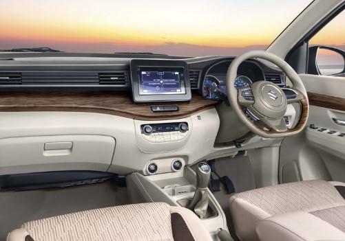 Suzuki Ertiga получит дизель и расширенный список оборудования 3