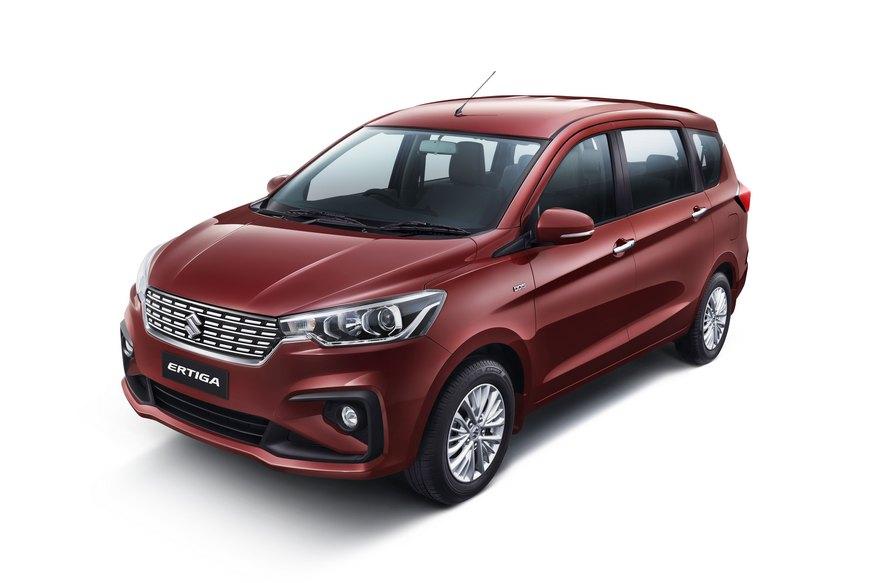 Suzuki Ertiga получит дизель и расширенный список оборудования 2