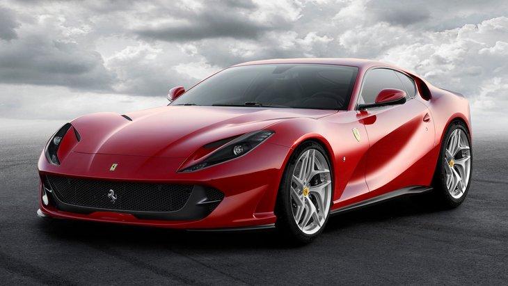 Ferrari готовит к выпуску новый кабриолет на основе модели 812 1