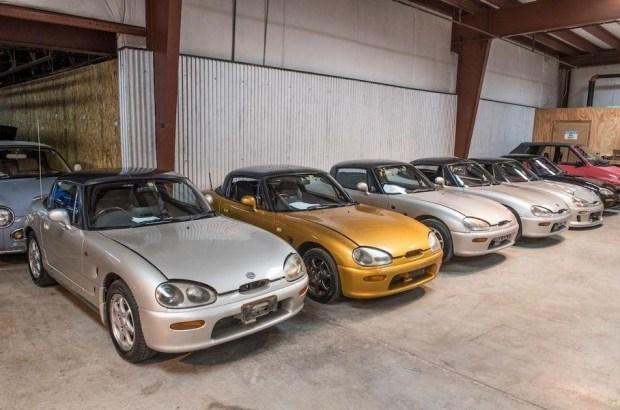 Американец собрал коллекцию из 700 японских автомобилей 2