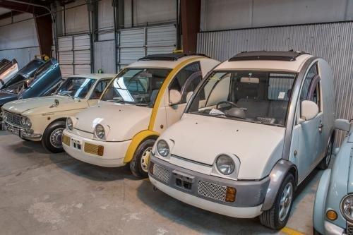 Американец собрал коллекцию из 700 японских автомобилей 1