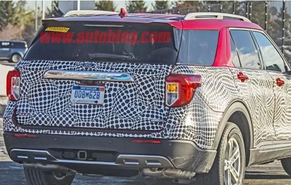 Появились фото и подробности о новом Ford Explorer 2