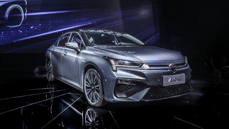 Китайская GAC намерена «победить» Tesla 1