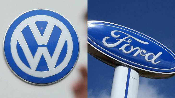 Volkswagen и Ford подтвердили партнерское соглашение 1