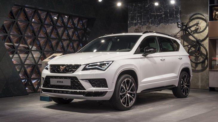 SEAT Cupra выпустит семь новых моделей к 2021 году 1