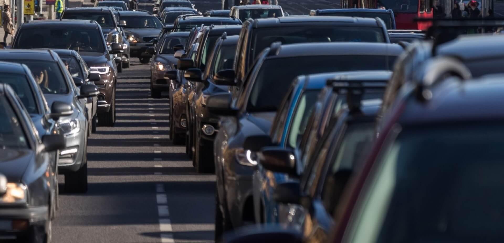 В Киеве 90% загрязнения воздуха формируется за счет транспорта 1