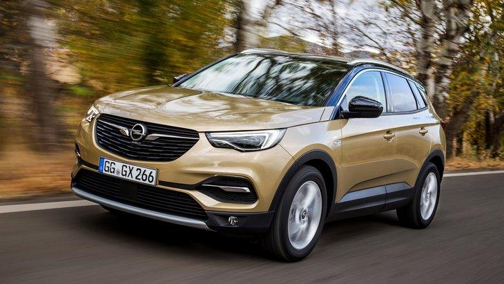 Opel выпустит 8 новых моделей в ближайшие два года 2