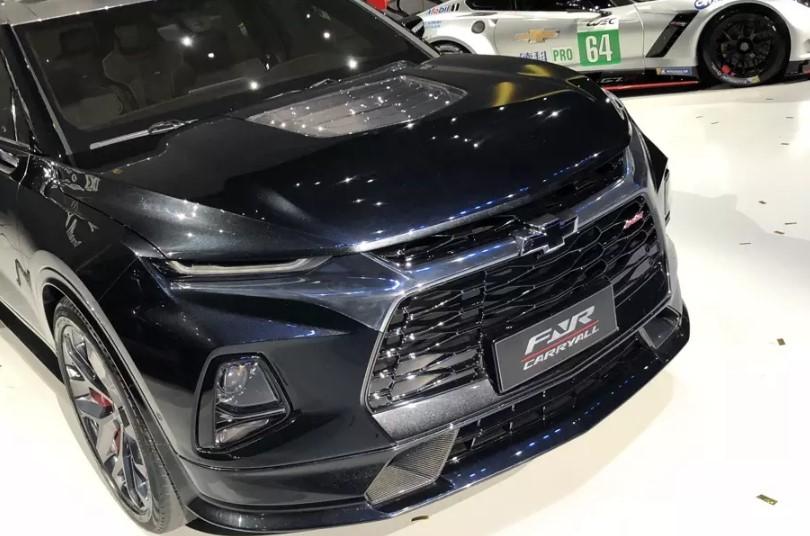 Новый кроссовер Chevrolet назвали в честь первого «Сабурбана» 2