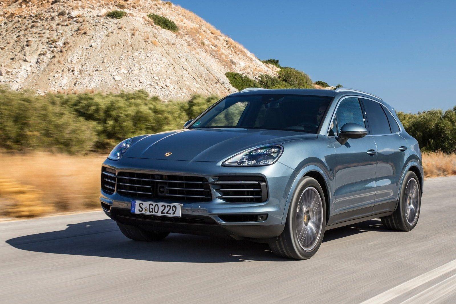 Porsche обязали выкупить у владельца дизельный Cayenne 1