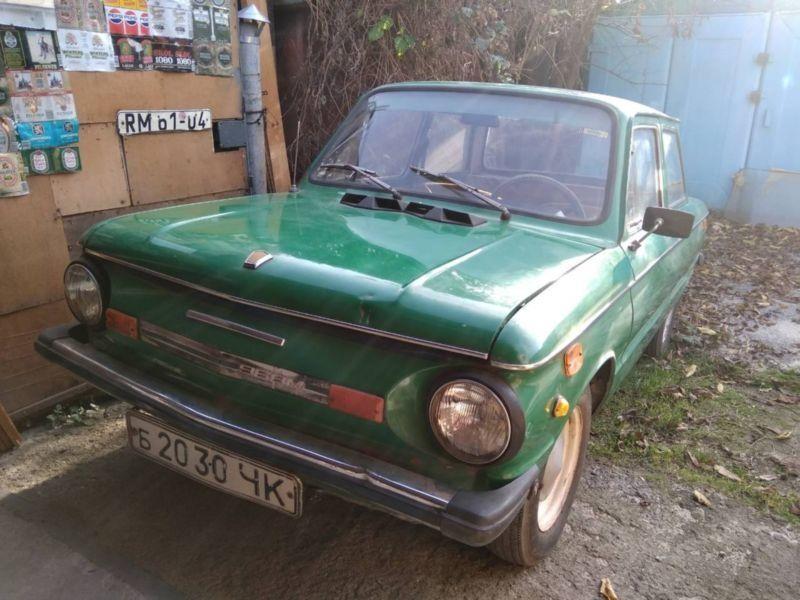 В Украине продают ЗАЗ-968М за 1,25 миллиона гривен 1