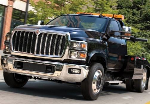 Представлены грузовики International CV Series 1