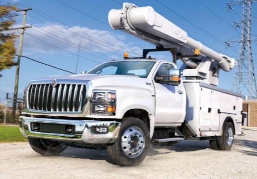 Представлены грузовики International CV Series 3