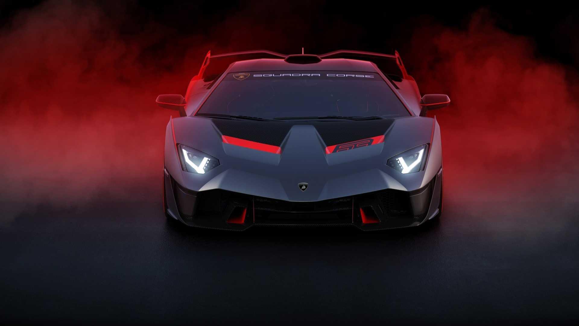 Lamborghini превратила Aventador в уникальный SC18 1