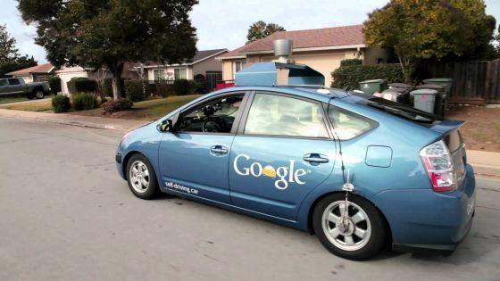 Google запустит собственное беспилотное такси 1