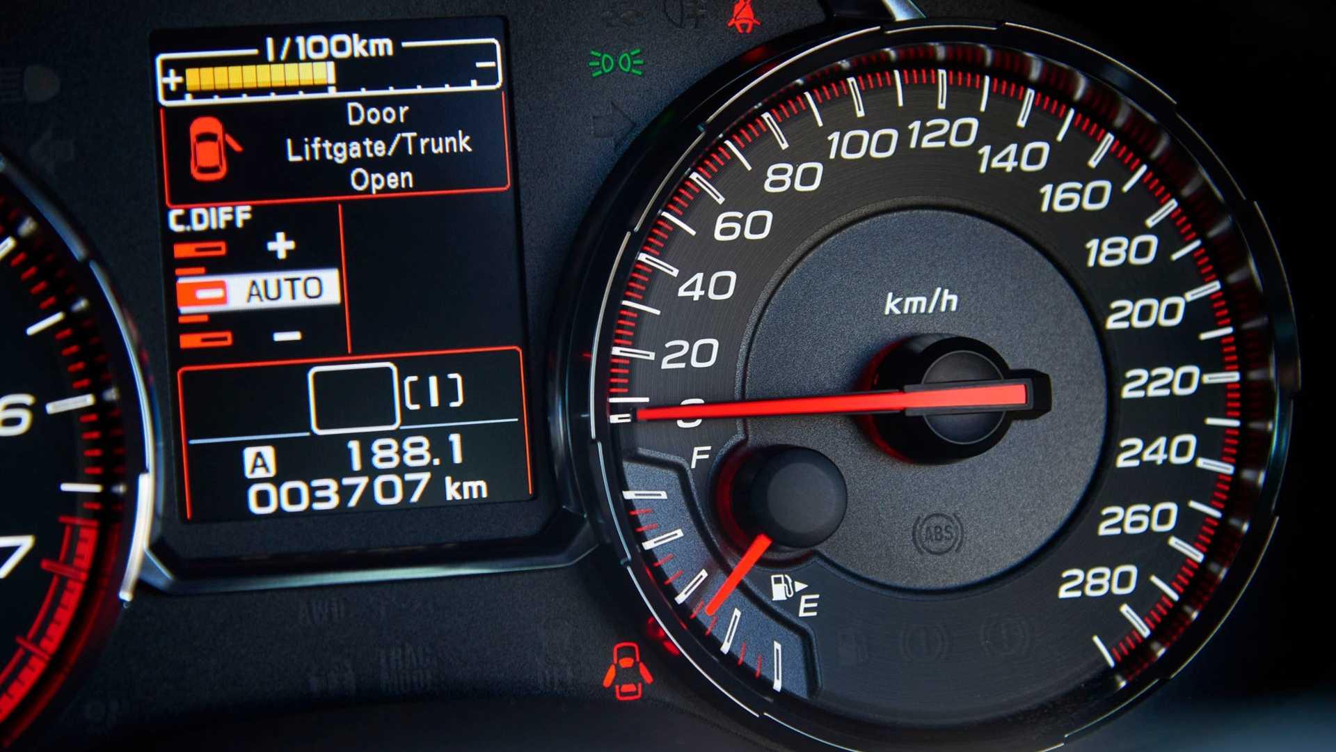 Subaru презентовала самую мощную серийную WRX STI 3