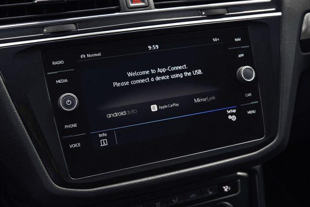 Автомобили Volkswagen подключат к iPhone 1
