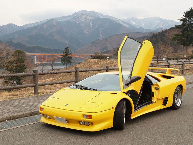 В Украине появился еще один Lamborghini на еврономерах 1