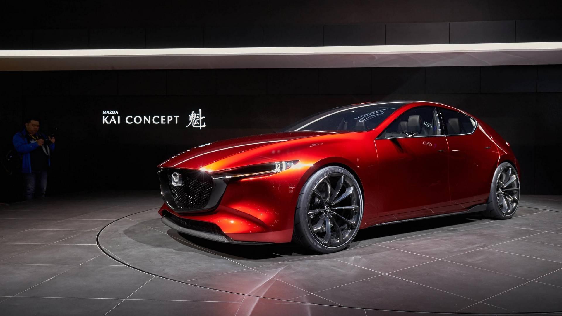 Выпуск электрокаров спасет компанию Mazda от наказания 1