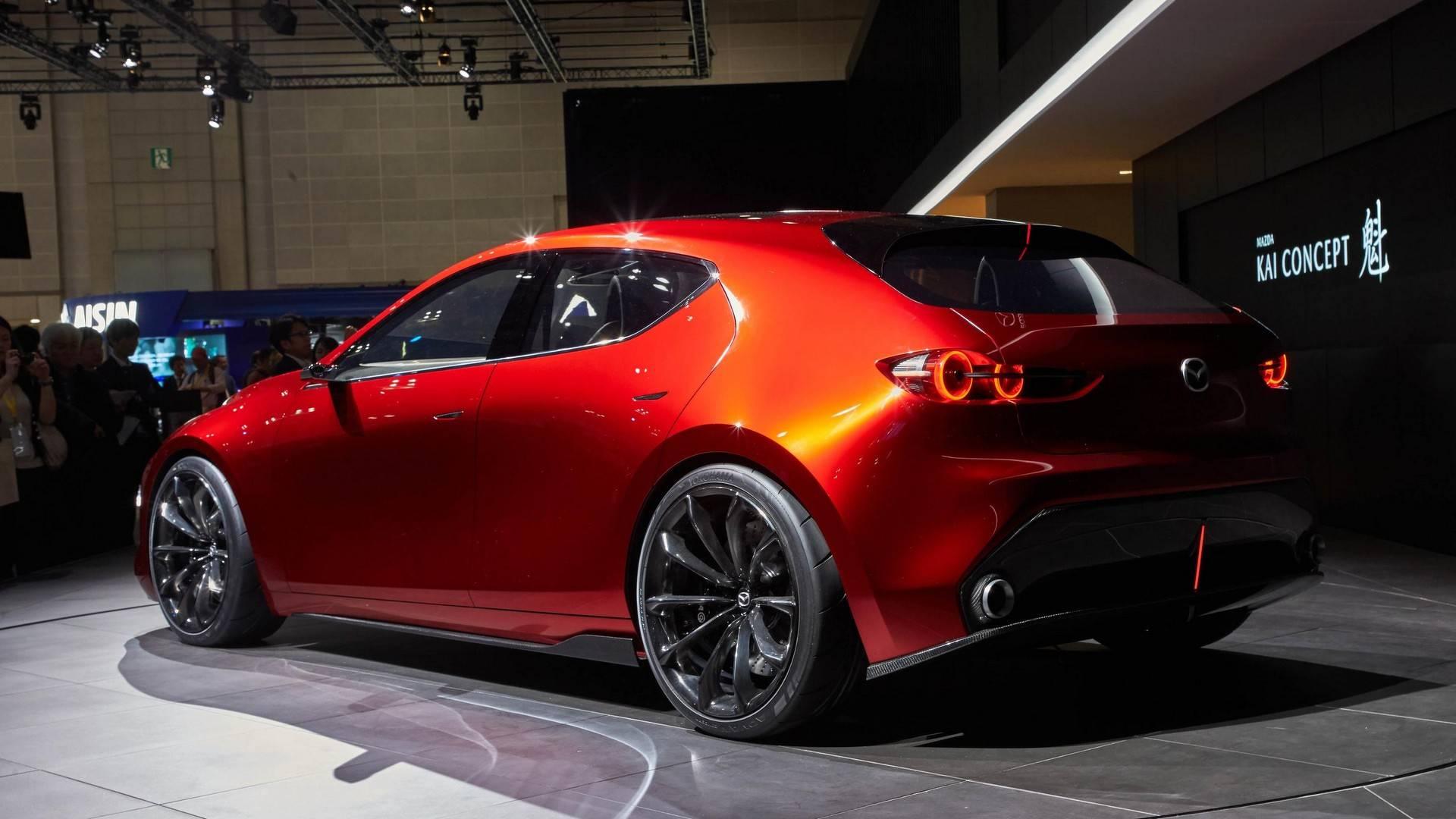 Выпуск электрокаров спасет компанию Mazda от наказания 2