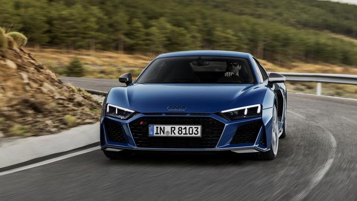 Audi передумала ставить на R8 двигатель V6 1