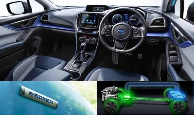 Раскрыт запас хода на батарее паркетника Subaru Crosstrek Hybrid 1