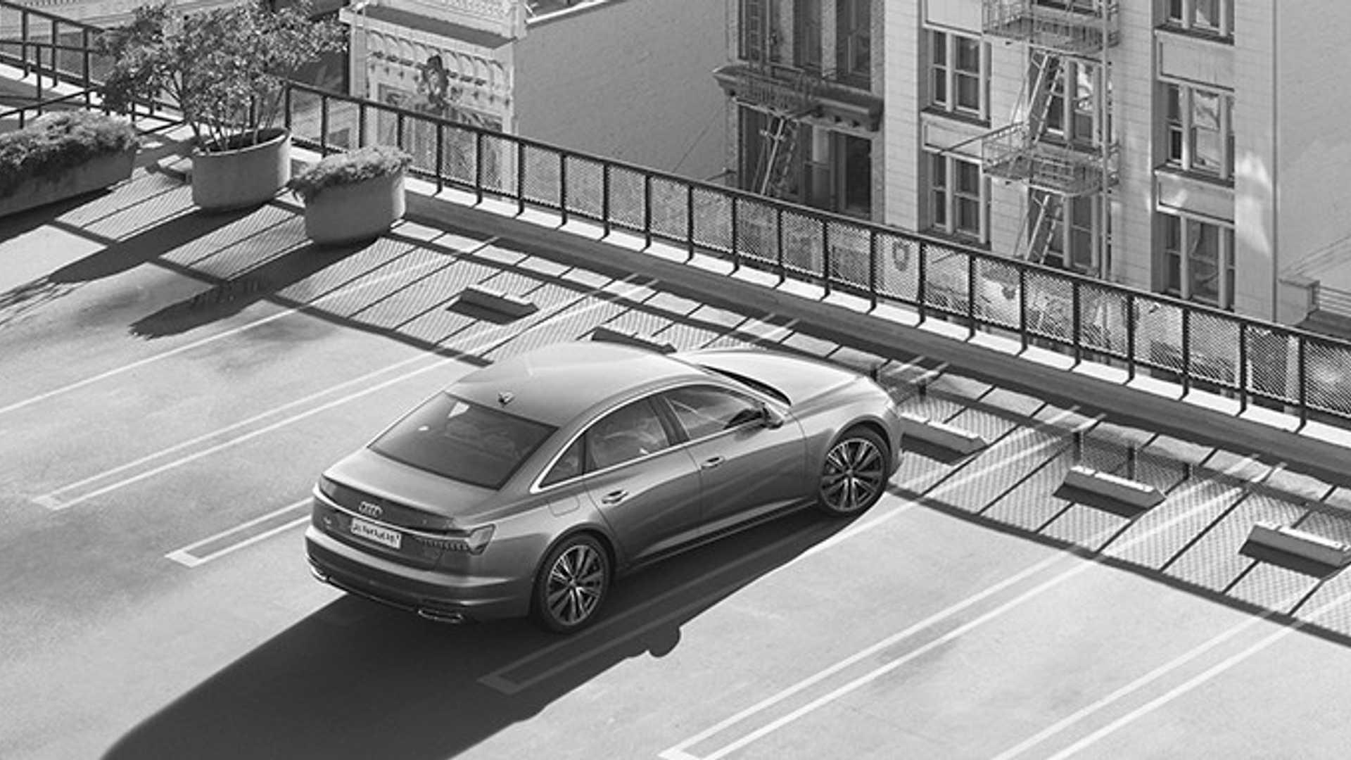 Новый седан Audi A6 получил удлинённую версию 2