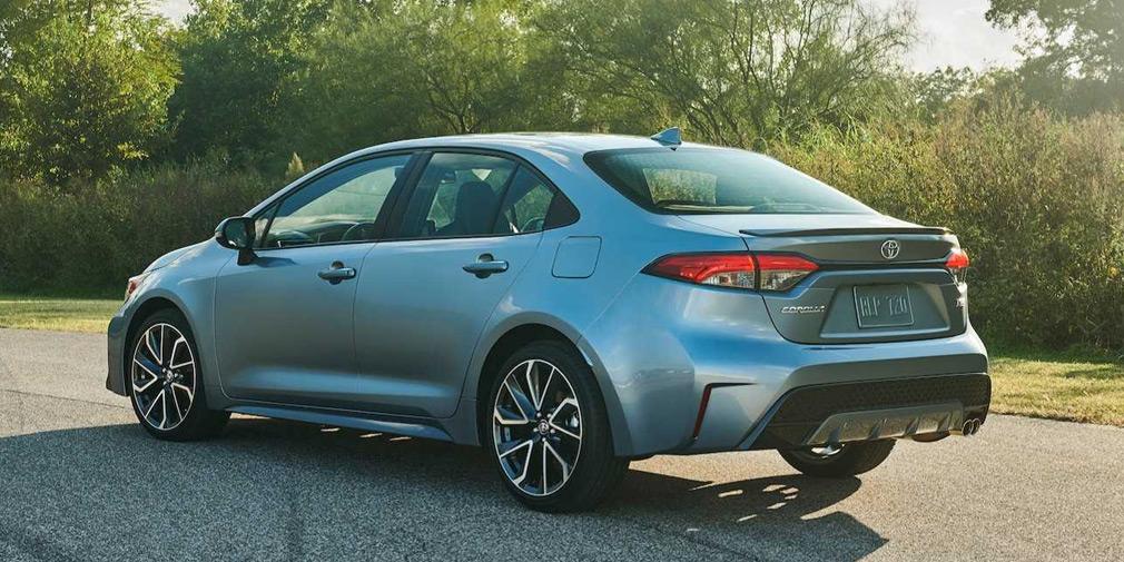 Toyota презентовала новую Corolla 2
