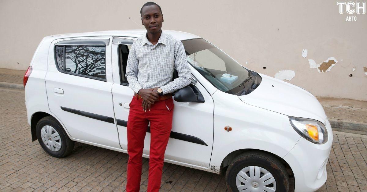 Uber заманивает таксистов в африке бесплатными авто 1