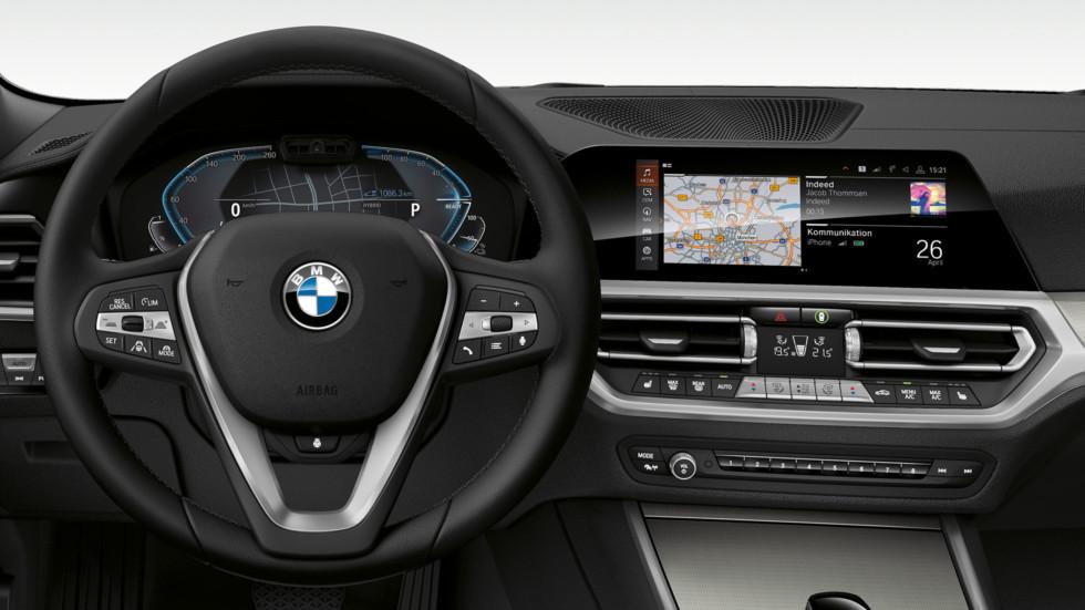 Новая BMW 330e – теперь с «волшебной» кнопкой 2