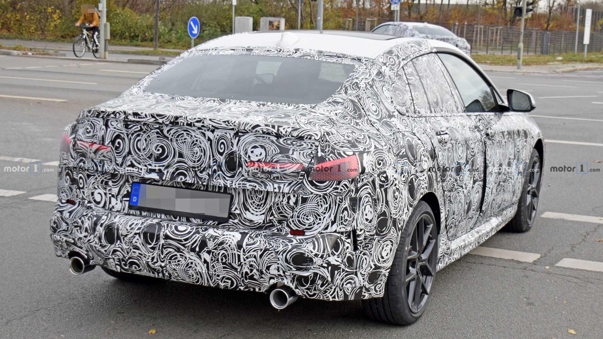 BMW начала тесты 2 Series Gran Coupe 2