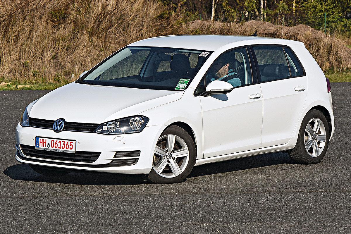 «Покупать или забыть»: тест-драйв подержанного VW Golf 2
